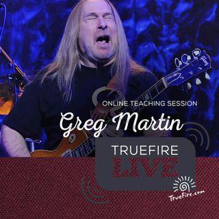 Greg Martin - Kentucky Backcountry Blues Guitar Lessons, Performance, & Interview