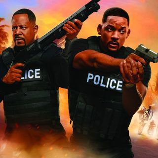 Bad Boys 3 is #1 Worldwide