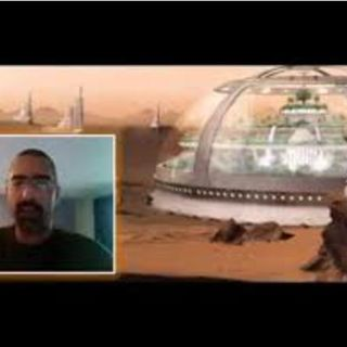 The Mars Defense Force:  The True Story with Captain Randy Cramer
