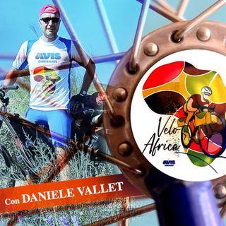 VELO AFRICA - LoMar Radio intervista Daniele Vallet #solidarietà