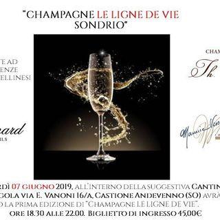 Music&Wine - Sorsi di Champagne con Carol Agostini
