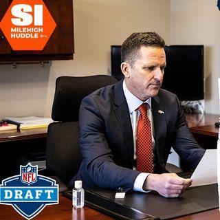 DVDD #087: Dueling Mock Drafts | NFL Draft Mailbag