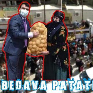 YasiR-Bedava Patates Dağıtımı