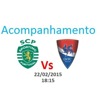 Portugal - Sporting vs Gil Vicente