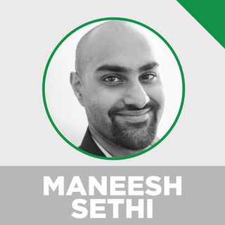 "A Nomadic Blogger Who Wants To Upgrade Humanity By Shocking People With A Device Called The ""Pavlok"": The Maneesh Sethi Podcast Episode"