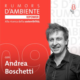 Andrea Boschetti - Spazi urbani e mobilità condivisa: quale futuro?