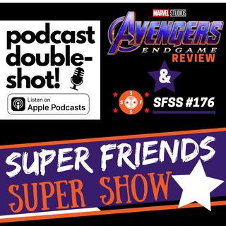 SFSS #176 (Endgame's Opening; MCU Phase 4; Free Comic Book Day; Jonathan Hickman Returns to Marvel; New Batman Casting)