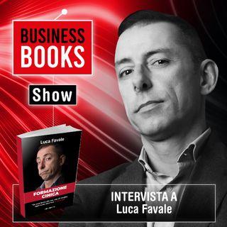 Business Book Show - intervista a Luca Favale