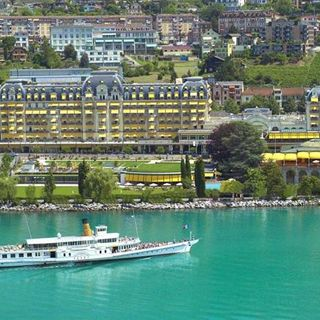 67th Bilderberg Meeting @ Montreux, Switzerland +