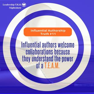 Influential Authorship Truth #11 | Lakeisha McKnight