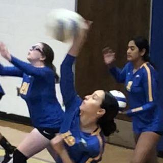 North Brunswick Girls Volleyball vs. Perth Amboy