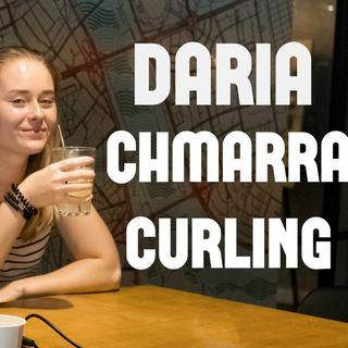 Daria Chmarra walczy o Mistrzostwa Świata w Curlingu w Kanadzie RunForest Podcast
