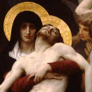 Especial Sábado Santo La soledad de María