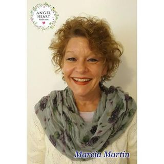How To Stop Being A Worrywart with Marcia Martin the Heart Healer