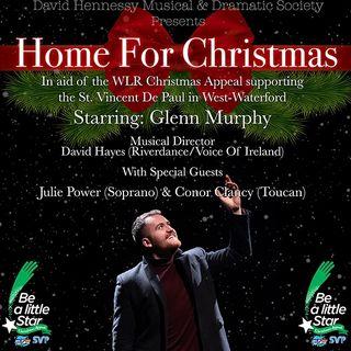 Glenn Murphy Home for Christmas for the WLR Christmas Appeal