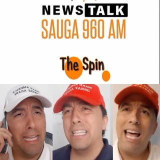 The Spin - July 27, 2020 - Trump impersonator J-L Cauvin on What Trump Thinks of Canada & Will Schools Be Safe to Open By September?