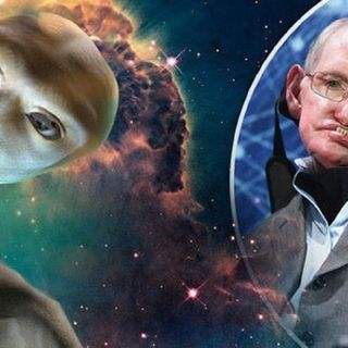 UFO Buster Radio News - 199: Can Stephen Hawkins Theory Find Alien Technology?