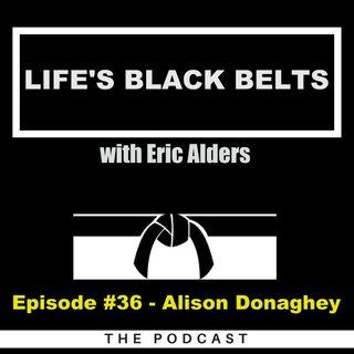 Episode #36 - Alison Donaghey
