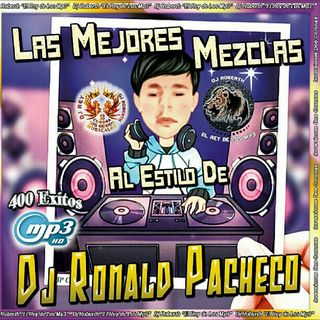 DJ RONALD PACHECO UN RATO DE MUSICA SUAVE