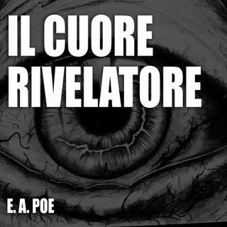 Il cuore rivelatore - Edgar Allan Poe - AUDIOLIBRO integrale