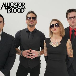 The Rock n Ragni Show #18 w/ Tyler Lawson of Alligator Blood