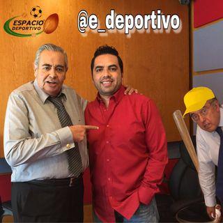 Nos dejó plantados el Invitado de Espacio Deportivo de la Tarde 02 de Mayo 2019
