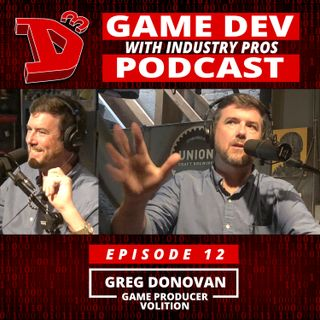 Episode 12 - Greg Donovan