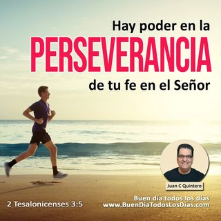 El poder de la perseverancia