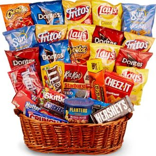 The Gift of Snacks