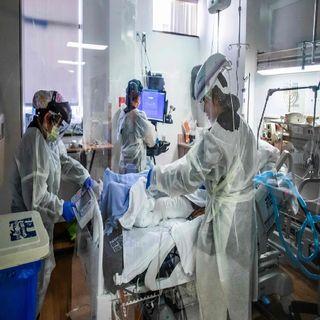EUA rompe récord y registra más de 290 mil contagios de Covid-19
