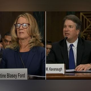 First Podcast - Dr. Ford / Judge Kavanaugh Senate Hearing