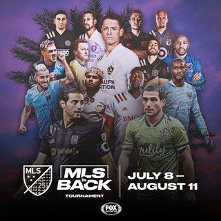Phil Talks Sports: MLS is Back! Reggie Bush & UFC Fight Island