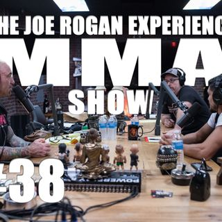 JRE MMA Show #38 with Gaston Bolanos & Kirian Fitzgibbons