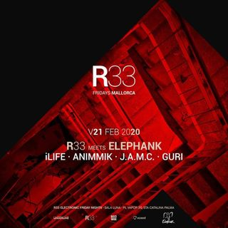 LIVE SESSIONS R33: iLIFE b2b Animmik 21-02-20