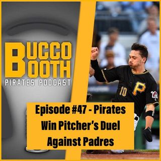 Pirates Win Pitchers Duel Against Padres