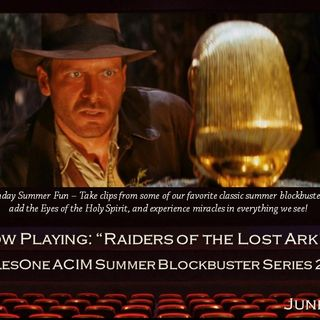 Blockbuster Sunday: Raiders of the Lost Ark - 6/26/16