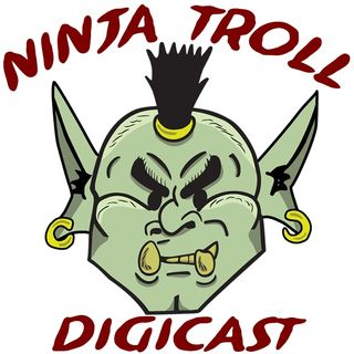 The Ninja Troll Digicast 7-29-2015