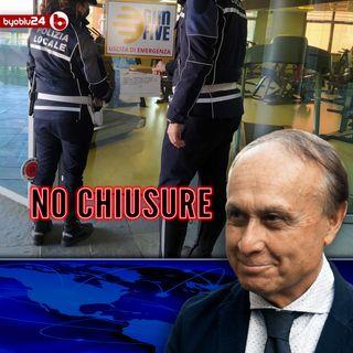 PM di Modena dice no a chiusure preventive e riapre una palestra che aderisce a #IoApro