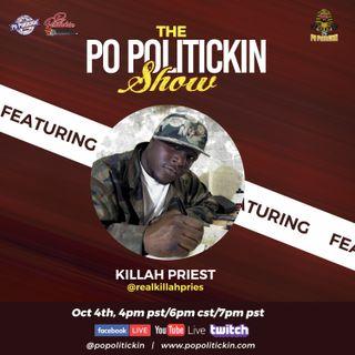Episode 541: Killah Priest | PoPolitickin