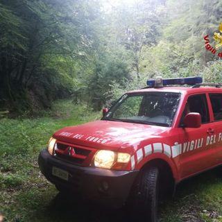 Scomparso un anziano: ricerche in corso in Val Leogra
