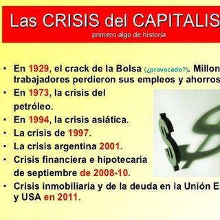 Erik Pernet: Crisis del Capitalismo y Proteccionismo actual