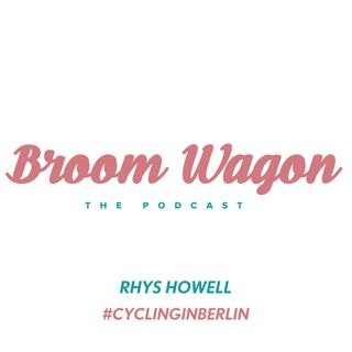 RHYS HOWELL #CYCLINGINBERLIN