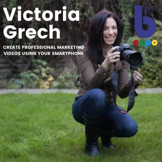 Victoria Grech at The Best You EXPO