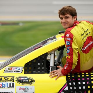 Off the Track: Landon Cassill Driver with StarCom Racing