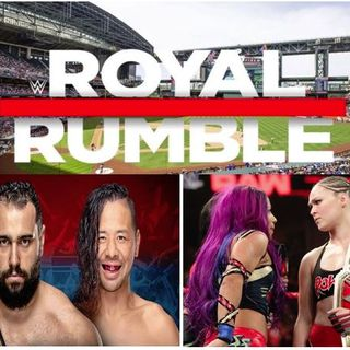 Royal Rumble 2019 Preview