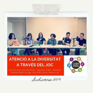 Atenció a la diversitat a través del joc @ludiversgirona @ludiversgirona