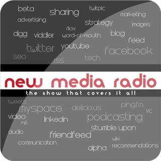 New Media Radio - Hot Topics & In The News