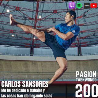 Carlos Sansores: Me he dedicado a trabajar y las cosas han ido llegando