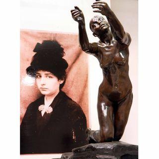 Camille Claudel, Bildhauerin (Geburtstag 8.12.1864)