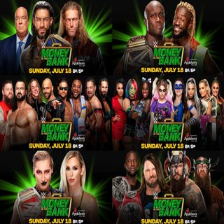 WWE Money in the Bank 2021 Pre Pre-Show
